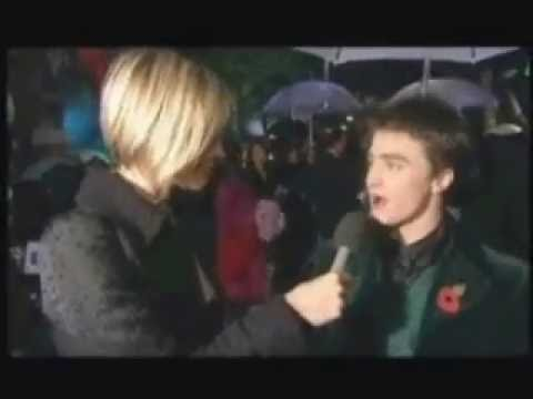 """""""Harry Potter And The Goblet Of Fire"""" World Premiere At London"""