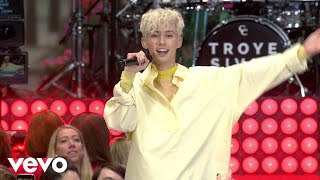 Download Lagu Troye Sivan - My My My! (Live on The Today Show) Gratis STAFABAND