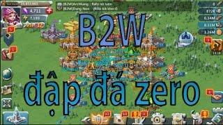 game lords mobile việt nam B2W vừa đập đá vừa zero