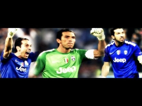 Gianluigi Buffon Best Saves 2014 HD