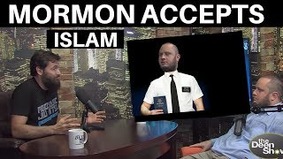 Video: A Christian Mormon converts to Islam - Eddie Redzovic (DeenShowTV)