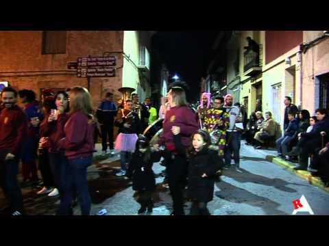 Media fiesta2015: Retreta