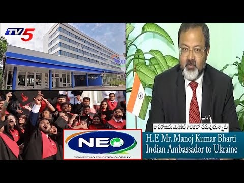 Study MBBS & PG Abroad | Neo Group | Ukraine, Europe | Study Time | TV5 News
