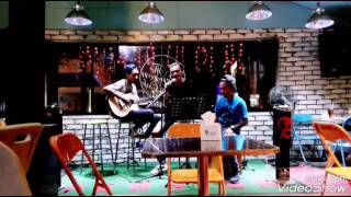 Move On - JP Band Cover Lagu Ambon At Pension Cafe