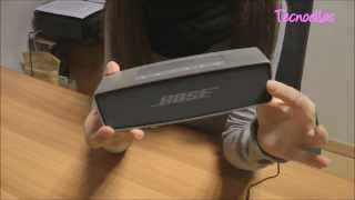 Tecnoellas review Bose SoundLink Mini