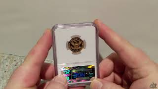 1885 Proof Gold Half Eagle - Coin Talk in 4K