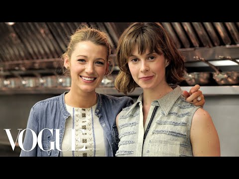 Blake Lively makes her favorite pastry recipe in Vogue's new cooking series Elettra's Goodness