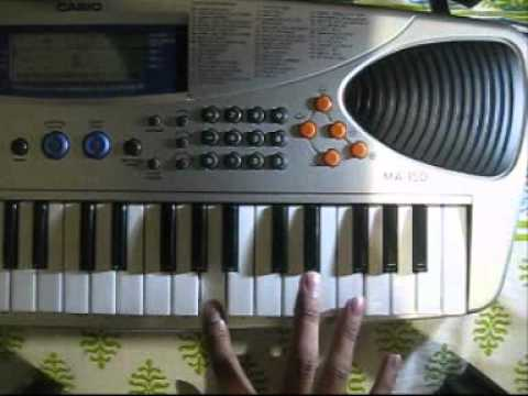 Dil Ibadat Keyboard Tutorial video