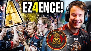EZ4ENCE! - How ENCE Won BLAST Pro Series Madrid! | CSGO