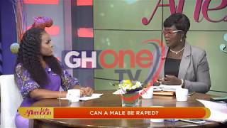 The Late Afternoon Show with Berla Mundi-  Can a man bed?