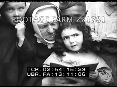 1918-19, France: Daily Life & Scenics 221781-04
