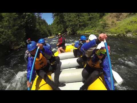 First Descents - White Salmon Rafting