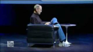Steve Jobs Introduces iPad  (Part 1.)