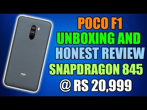 POCO Phone F1 Ka Sach, Not Just Unboxing, Things Others Not Told You, Must Watch