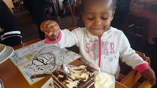 Olive Garden - Cake that's mm mm good & baby approved