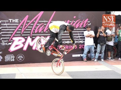 Malaysian BMX Gathering 2016: Where enthusiasts come out to play