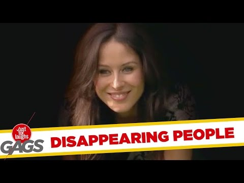 Mysteriously Vanished People - Best Of Just For Laughs Gags