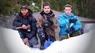 Supervivencia y Bushcraft en la Nieve