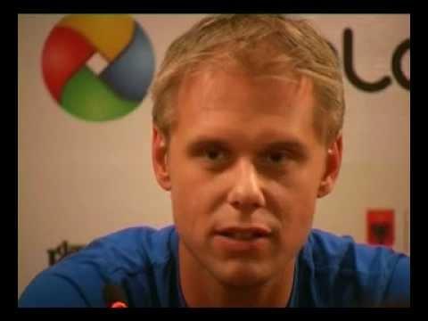 Armin Van Buuren, live ne Tirane