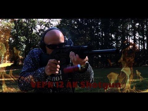Molot VEPR 12 AK Shotgun: Semi-Auto 12 Gauge Excellence