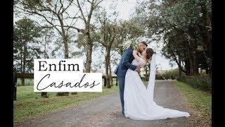 Vlog: Casamento Raiana e Marcos André    Tudo em Dose Dupla