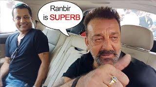 Sanjay Dutt's AMAZING Reaction On Sanju Movie- Ranbir Kapoor - Super Hit