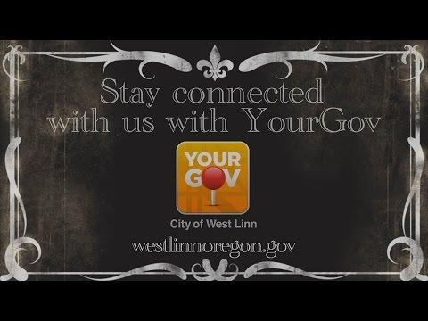 City of West Linn - YourGov App