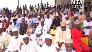 OPENING CEREMONY OF JIBWIS 23TH ANNUAL NATIONAL QUR'ANIC RECITATION COMPETITION HELD AT LAFIYA NSRW