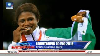 Sports This Morning: Countdown To Rio 2016 Pt 3