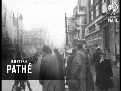 London Transport Bus Strike    (1949)