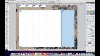 Photoshop CS4 - Turning a Design into a Working Website