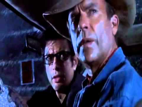 Jurassic Park - When you gotta go you gotta go.flv