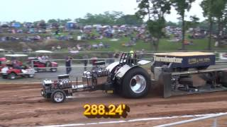 7800 Modified Tractor class at Shippensburg, PA 6-13-15