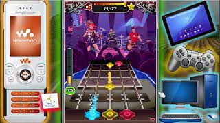 GUITAR  ROCK TOUR 2 (HELICOPTER) JAVA 08 (JUEGOS MUSICA MX)