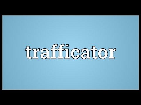Header of trafficator