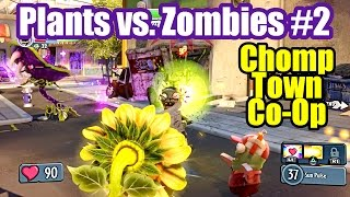 Plants vz Zombies Garden Warfare Co-Op Gameplay 2