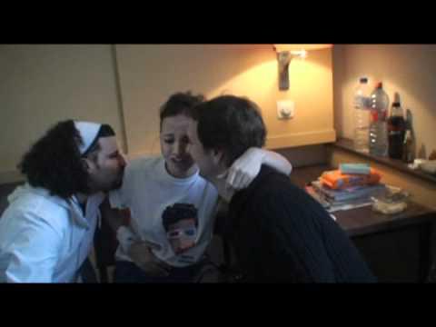 Visitamos a Carla Lladó en el Hospital