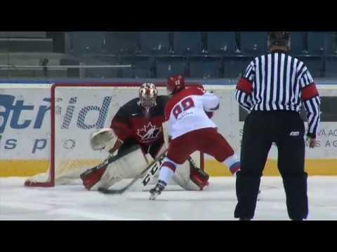 Мемориал Ивана Глинки. Канада U18 - Россия U18 - 3:4 (Б)