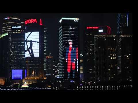 Kimchi Radio Launch Video with SHINee @the Bund,Shanghai