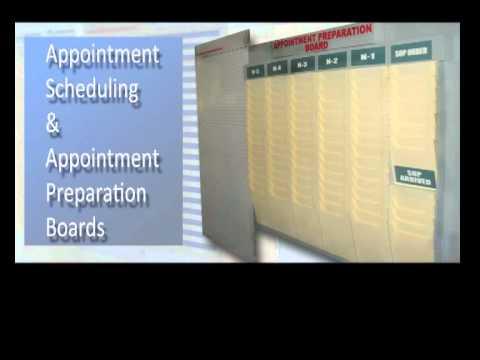 Toyota S Job Progress Control Board By Fine Artco The