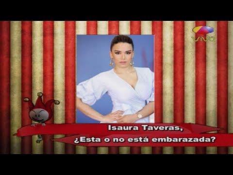 ¿Isaura Taveras está embarazada o no? comentan Los Dueños Del Circo