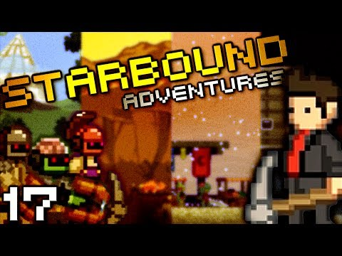 Sark and Chilled Vs SeaNanners (StarBound w/ Seananners, Mr Sark, and Chilled – Part 17)
