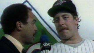 1987 WS Gm7: Frank Viola named 1987 World Series MVP