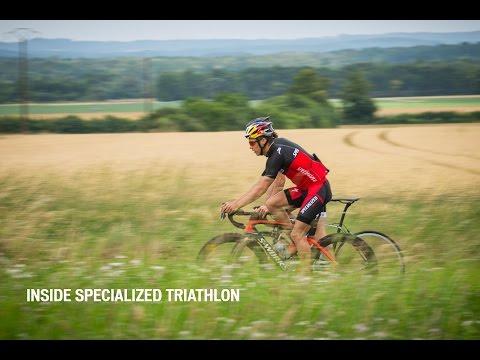 Inside Specialized Triathlon - Vincent Luis