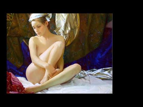 Serge Marshennikov Pintor Hiperreaista ruso - GREGORIANOS