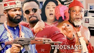 A Thousand War Season 7- Sylvester Madu|Zubby Micheal 2019 Latest Nigerian Nollywood Movie