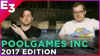 Griffin and Nick Present: PoolGames Inc 2.0 (with Justin, Tara, Patrick, Simone and Clayton)