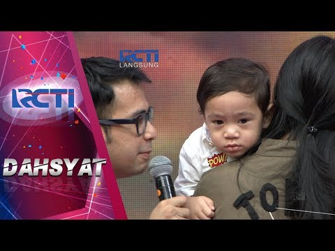 DAHSYAT - Rafi Ahmad ft Nagita Heey yoo Rafathar [20 Juni 2017]