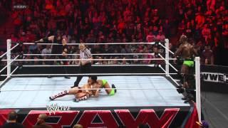 WWE Monday Night Raw En Espanol - Monday, September 10, 2012