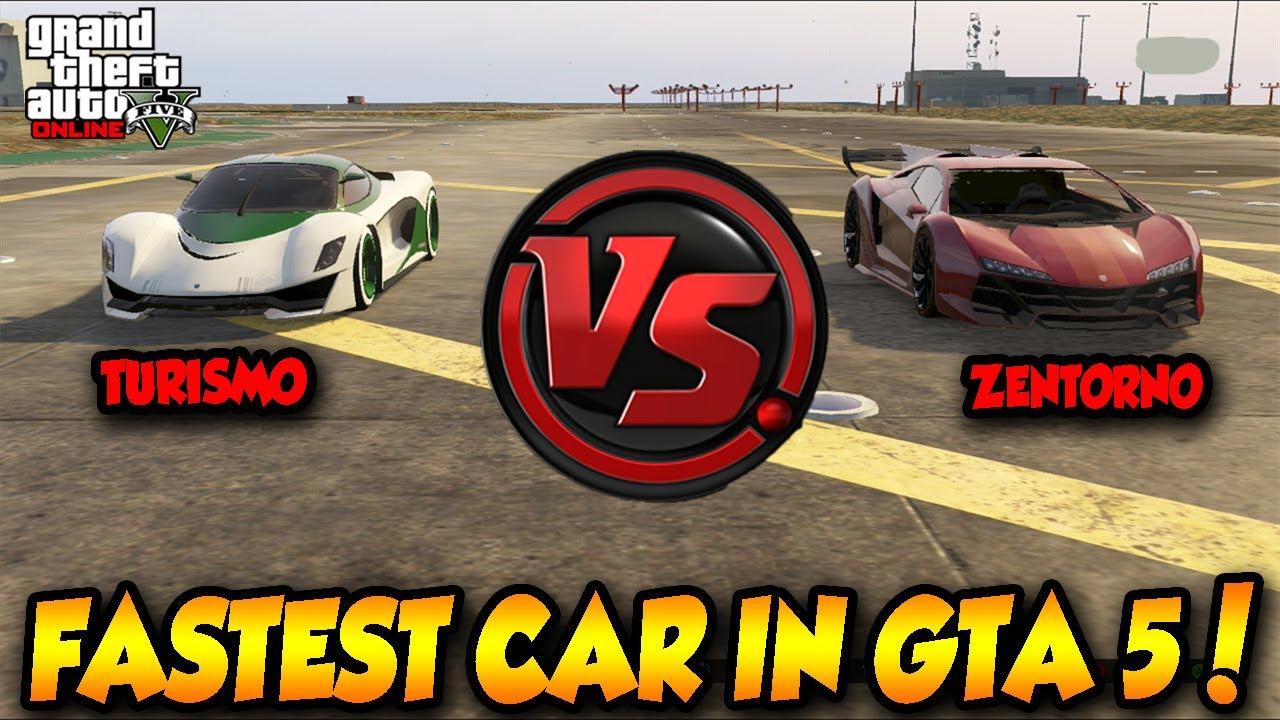 Gta Online Fastest Car May